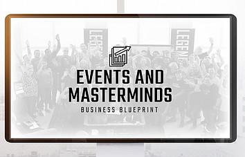 Legendary Marketer events