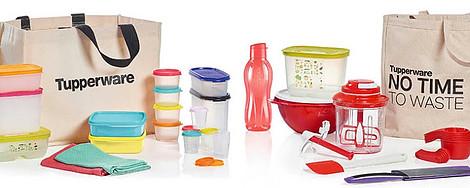 Tupperware starter kit
