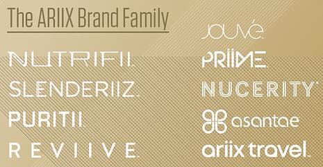 Ariix brand family