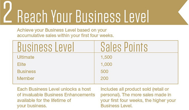 Ariix reach your business level