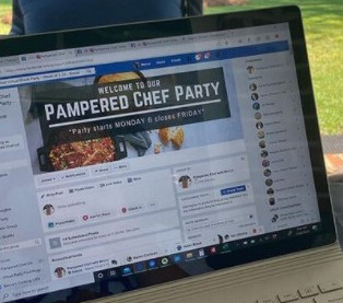 Pampered Chef MLM party
