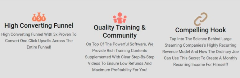 A review of Perpetual Income 365 and the components of the online income site