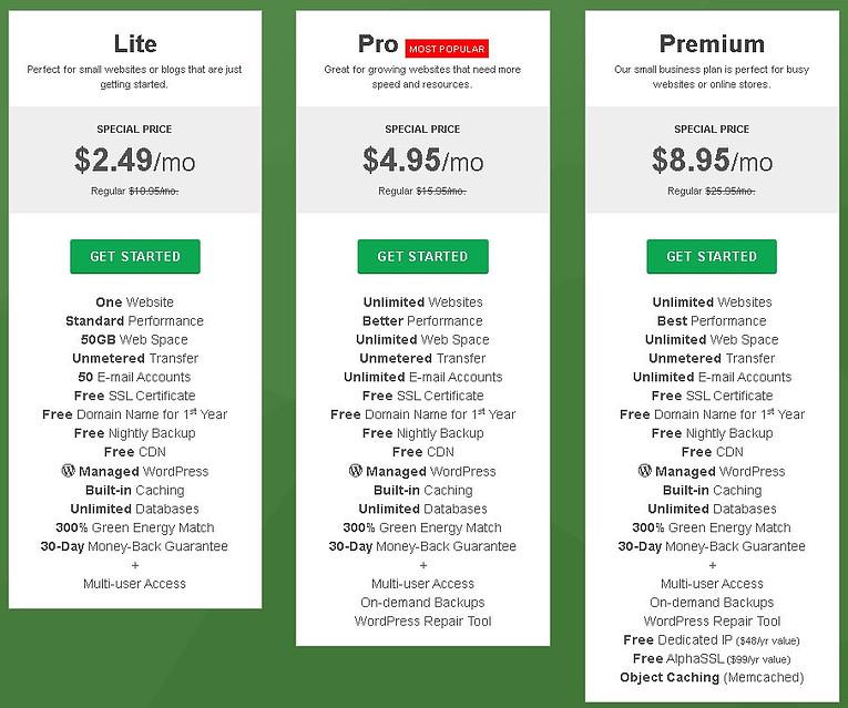 Green Geeks web hosting reviews