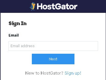 Sign up to HostGator what is the best WordPress hosting for beginners